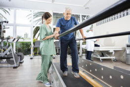 Post-Op Rehab for Seniors