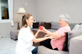 home physical therapy