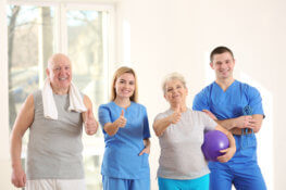 Positive Patient Experience at Gretna Rehab Access