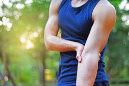Elbow Pain When Extending