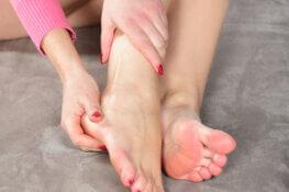 Achilles Tendinitis Symptoms