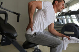 Lower Back Hip Pain