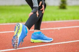 Knee and Calf Pain