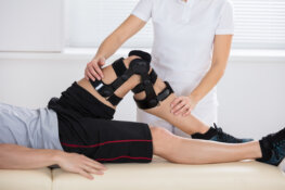 Physical Therapy After Knee Surgery